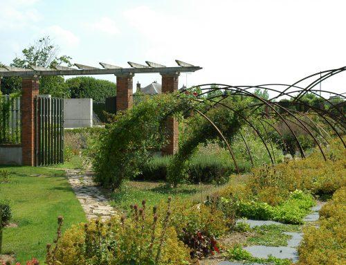 The Jardin des Plantes d'Orléans